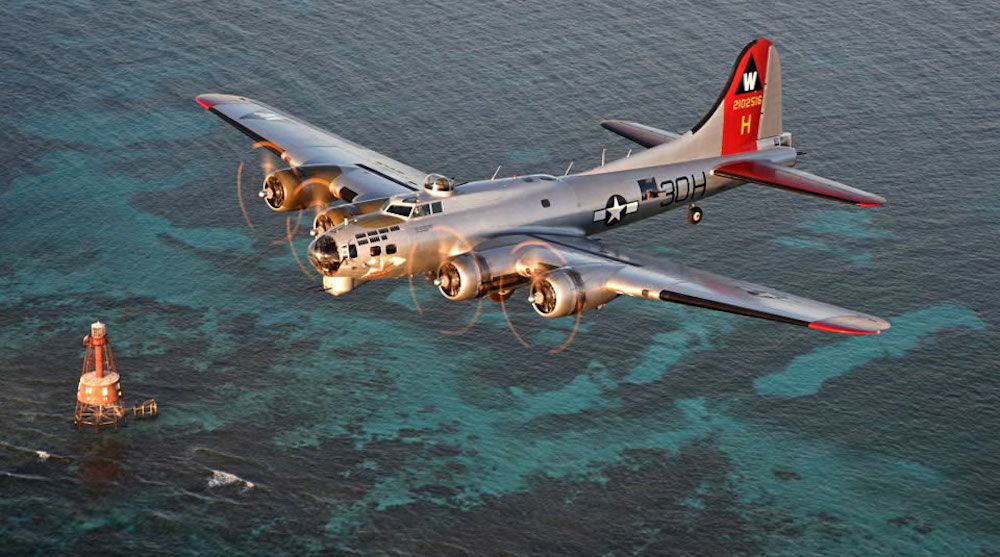 Opportunity To Fly On A WW2 B-17 In Shreveport