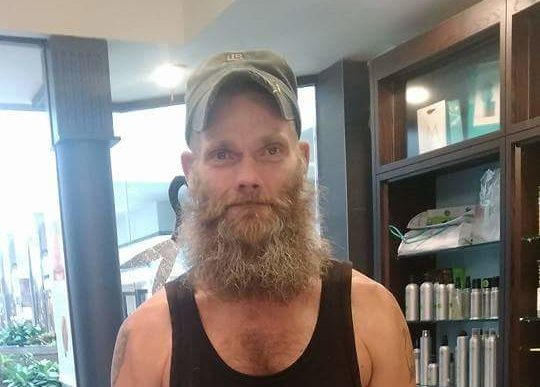 Mark Nichols aka Hobo Shoestring - Missing from Shreveport Louisiana since October 18th, 2017